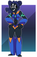 Fusion: Black Opal by Becca-The-Baka