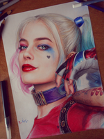 Harley Quinn by ProNastya