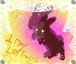 1 Day Left~ by SomeMonsterFangirl