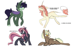 Points Adoptables (CLOSED) by TorusTheScribe
