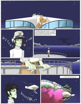 Gorillaz - The Arrival Page 28 by TheAnimationGod