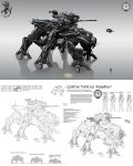 helldiver pompay concept sheet by StTheo