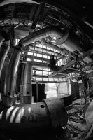 5999, old AMCOR papermill. by thespook
