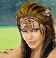 Detail Angelina Tiger by xdrehhh