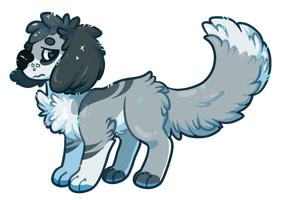 Set Price Dog Adopt (CLOSED) by HobbaGobwin