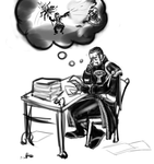 Inquisitor Paperwork by Germille