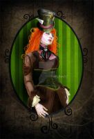Meli MAD Hatter by MADmoiselleMeli