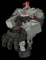 Potemkin with Steve Bolton's Colors by fretless94