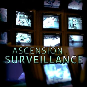 Ascension - Surveillance (Album Art) by rebel28