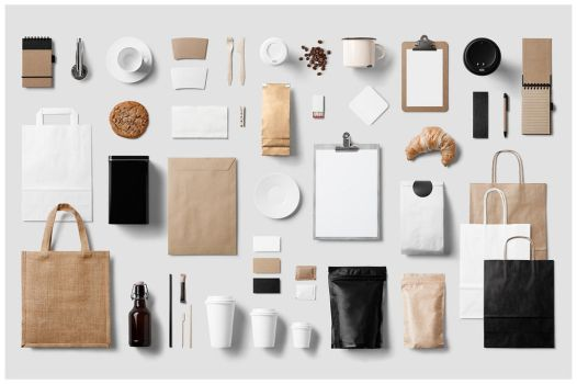 Coffee Stationery / Branding Mock-Up by wpthemes