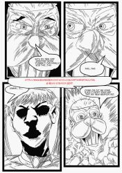 Captain Pigtails Chapter -1 page 7 by brianrobinson