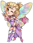Faerie Princess by CaptainCorcles