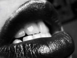 Lips by Forget666