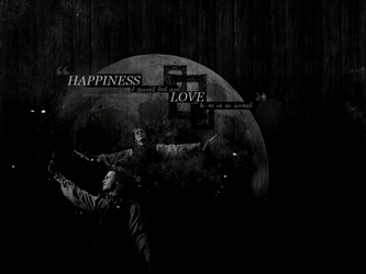 Happiness and love by morbid-impulse
