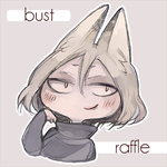 Bust Raffle : RESULTS! by Polis-adopts