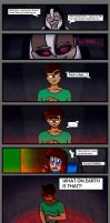 :Minecraft: Skye's Journey- Chapter 1- page17: by Grimmixx