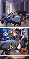How to Wake a Trainer by CollyWobblies