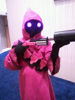 The Jawa is Pink! by PosiTori