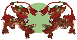 {}Auction{} Spiced Apple (Closed) by X88B8