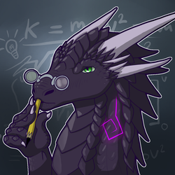 [/commission] Doing a Scholar by Tattorack