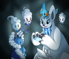 PKMNation: Event   Techniques of the Cold by LunaStar52