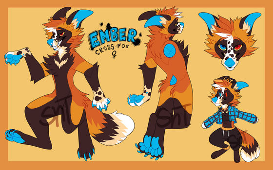 Ember Ref by Sweet-n-treat