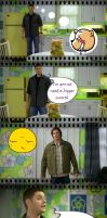 Supernatural Funny Moments by FallenInDarkness