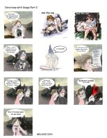 Snape Interview Pt 2 Comic by usagistu
