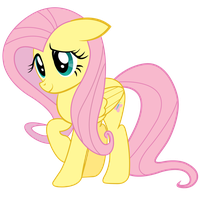Fluttershy by Peachspices