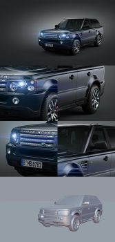 Range Rover by cyanide227