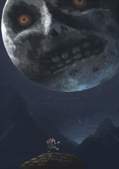 DoA: Playing With The Moon by Orioto