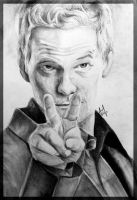Only 2H - Barney Sketchy Stinson - by Iza-nagi