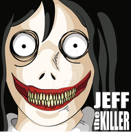Attack of Jeff the Killer Game Icon by GabKT
