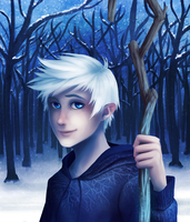 Jack Frost by Rixari