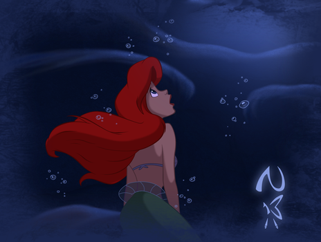 Ariel-When is it my turn by Nippy13