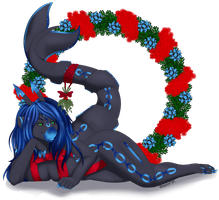 Under the Mistletoe by Carter-Creations