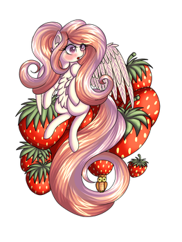 Strawberry Land by Blumydia