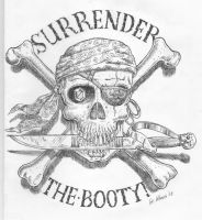 Surrender the Booty by SaintAlbans