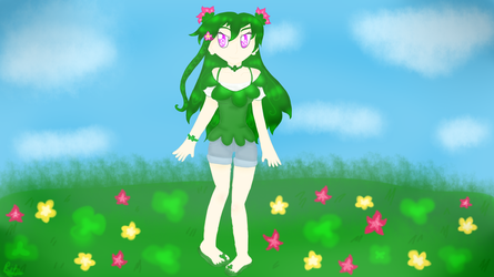 Summer Merodi Ongaku (Contest Entry) by RitaLeader14