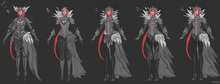 ArtWar WIP 02 by YBourykina