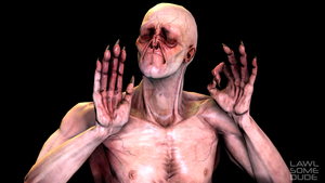 When the Fleshpound hits that survivor just right by Lawlsomedude