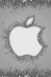 Apple Wallpaper for iPhone4/4s by nikiball1