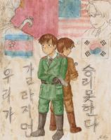 Korean War 1950-1953 by gohe1090