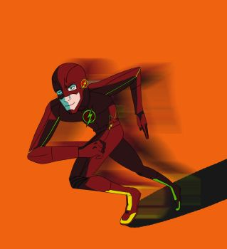 The Flash by buttercupchocolate