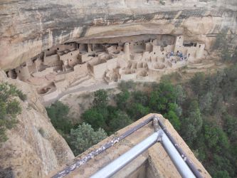 Vacation Pic: Mesa Verde Cliff Palace by KdaAnimefan