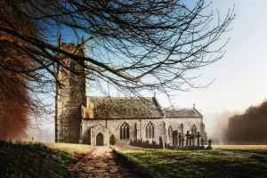 Church+Mist Revisit - Norfolk, UK by Coigach