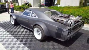 Dodge Charger Ice Car by granturismomh