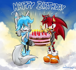 CM: Happy Birthday by shadowhatesomochao