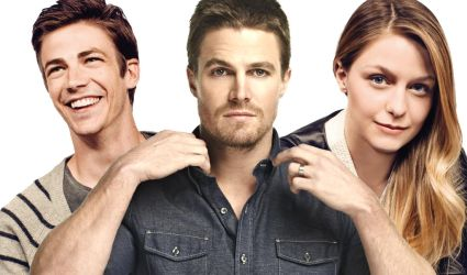Amell/Gustin/Benoist by Buffy2ville