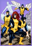 X Men First Class by Blackmoonrose13